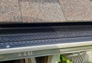 No more gutter cleaning after installing gutter protection