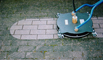 surface cleaning pavers