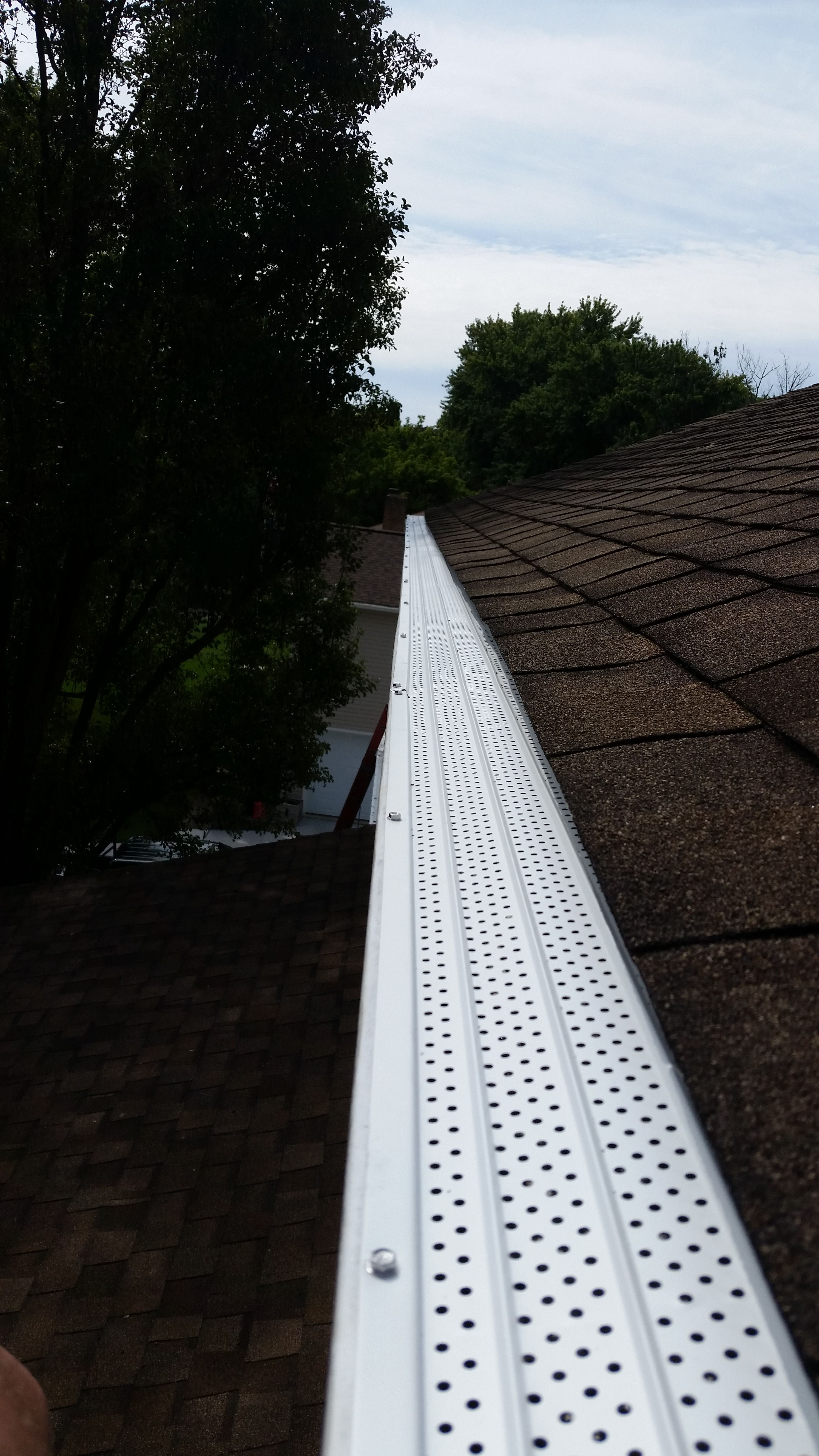 How much for gutter guards installed - Providing Gutter Guard Installation In The Hamburg Pa Leesport Pa Area At The Guaranteed Lowest Prices Gutterwolfe