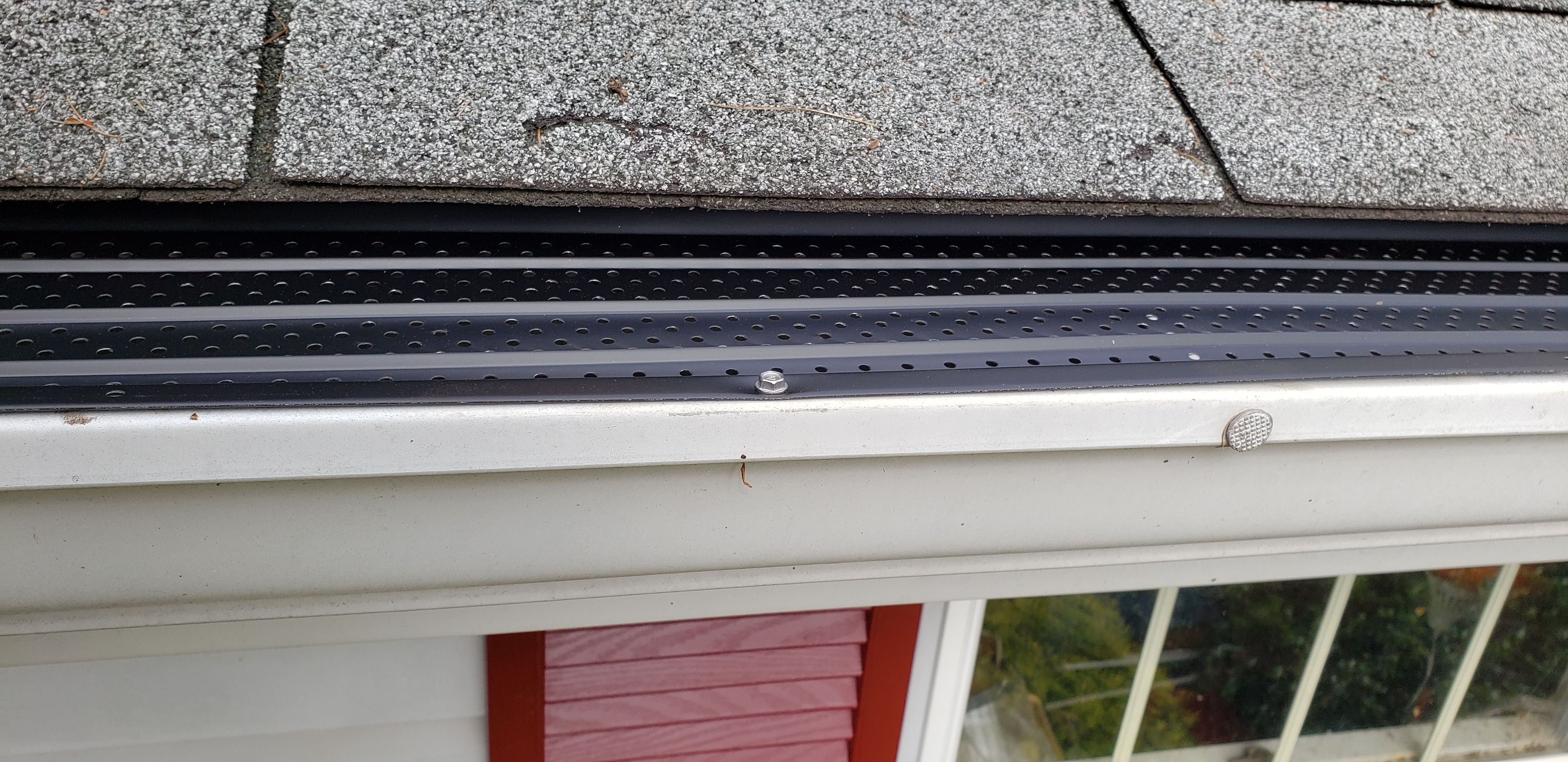 We install affordable gutter guards