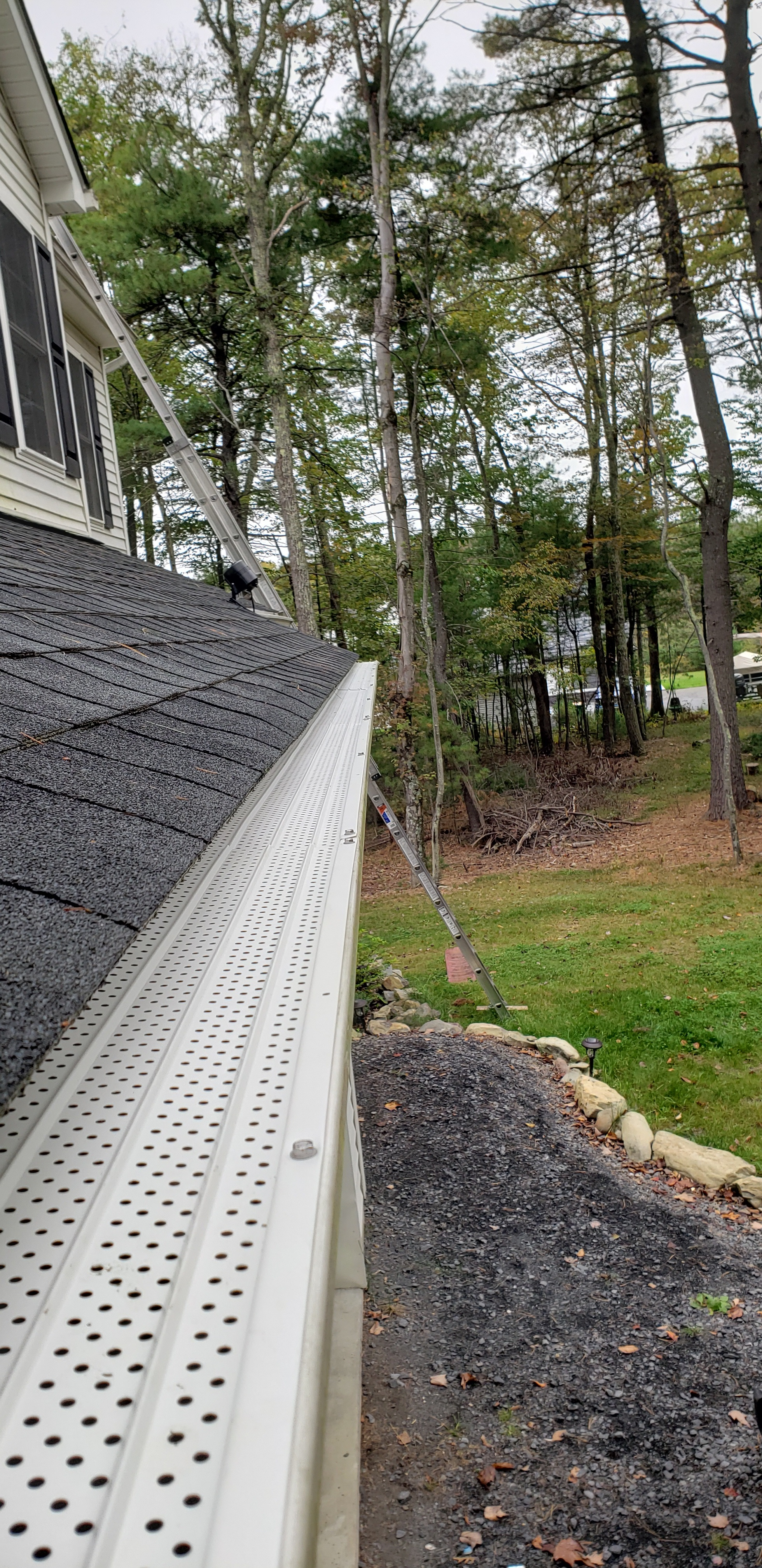 Gutter guard protects your home
